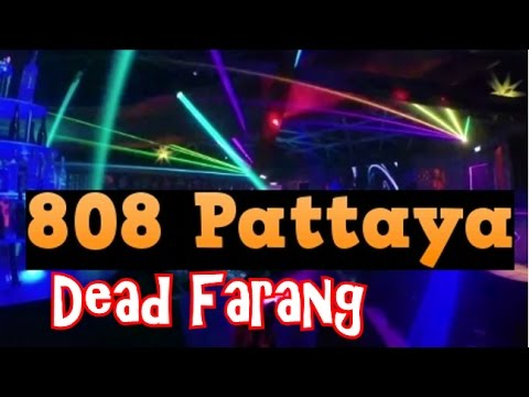 Loopy Nightclub Lighting fixtures Show at 808 Membership Walking Avenue Pattaya Thailand