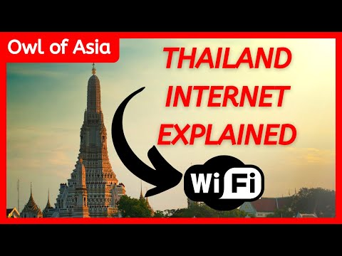 Thailand Data superhighway – You Questions Answered About The Data superhighway In Thailand