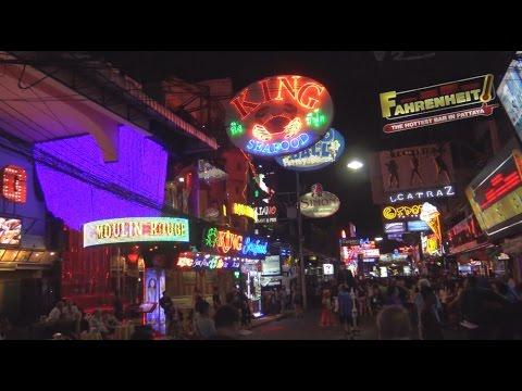 Pattaya Strolling Avenue – Thailand