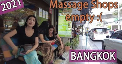 Bangkok Retail outlets are battling out vacationers in Thailand! April 2021