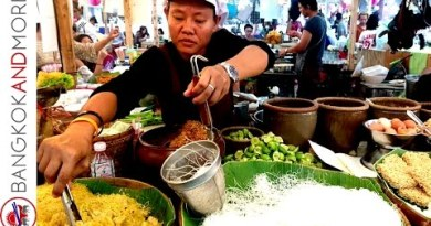 Thai Road Meals in Bangkok, Thailand – The Meals Stalls spherical Central World – Stay Cooking –