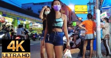 Pattaya 4K Breeze LockDwon Station. Soi Honey, Soi Bua Khao. Friday Evening Breeze Thirteenth Aug.