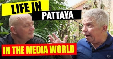 Pattaya City neatly revered media presenter Paul Strachan shares his experiences here over 17 years.