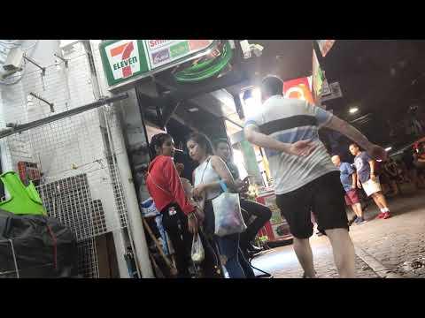 Pattaya Seaside Street Girls-74