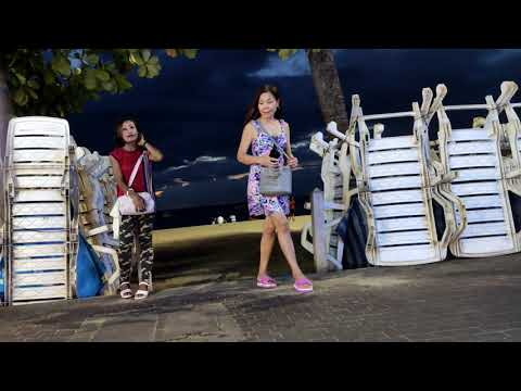 Thailand Pattaya Seaside Road Ladies-13