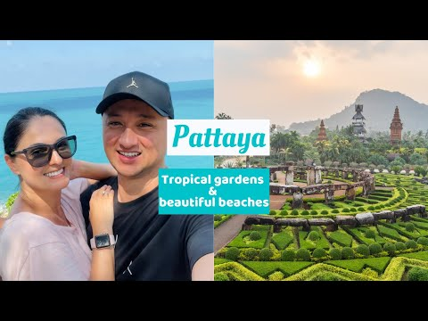 Pattaya Thailand – Nong Nooch Tropical Botanical Garden