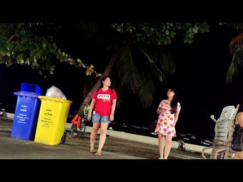 Pattaya Seaside Boulevard Girls-forty five