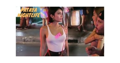 Pattaya Nightlife | Thailand | Day 1