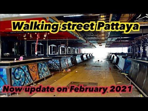 Walking motorway Pattaya. Looks dead. (Replace 2021)