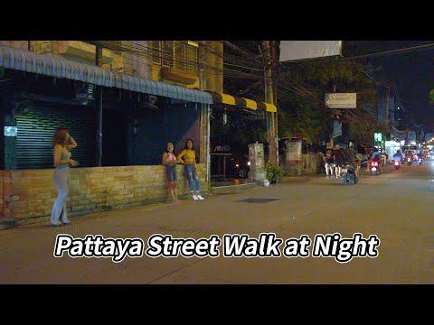 Pattaya Soi Buakhao Crawl on Sunday Night – 03 October 2021 Thailand