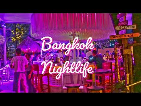 Bangkok Nightlife – Existence in Bangkok as a Digital Nomad