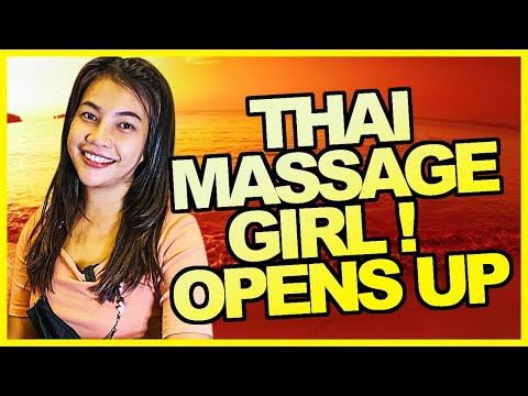 THAILAND MASSAGE GIRL SHARES HER SECRETS