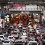 Bangkokians respond to Bangkok Governors advice to ditch private cars.