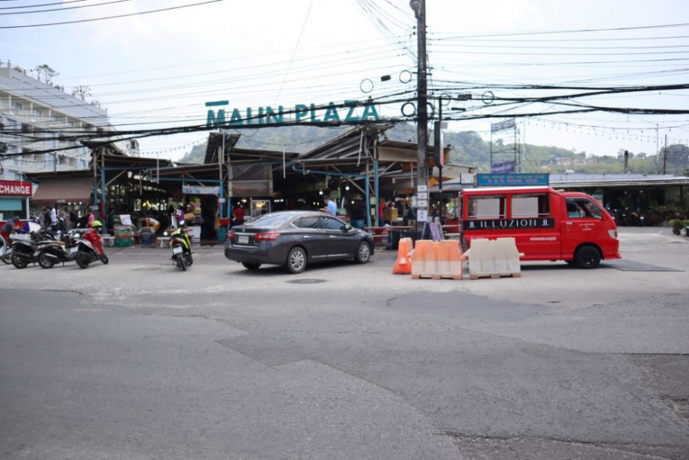 Patong taxi driver suspects arrested after tourist assaulted