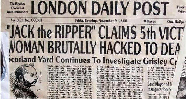 You Won't Believe Who Jack The Ripper Is