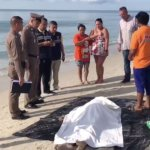 Russian tourist finds DRUNK HUSBAND washed up on Samui beach