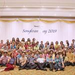 Dusit Thani Pattaya holds traditional Songkran celebration 2019