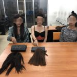 Three transgender thieves arrested by police for stealing from