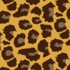豹柄のアニマルパターン素材