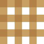 茶色のギンガムチェック柄テクスチャーパターン
