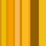 暖色系のランダムなストライプ柄パターン