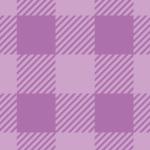 パープルを基調としたシェパードチェック柄パターン