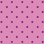 紫色のシンプルなドット柄パターン