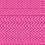 ピンク配色のヘリンボーン柄パターン