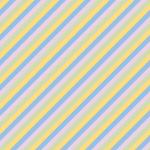 やわらかな色調のタイトな斜線パターン