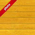 黄色がかった木目の写真加工パターン