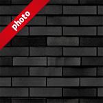 黒色の写真加工パターン