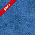 青色のカーペット・ブランケット生地の写真加工パターン