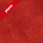 赤色のカーペット・ブランケット生地の写真加工パターン