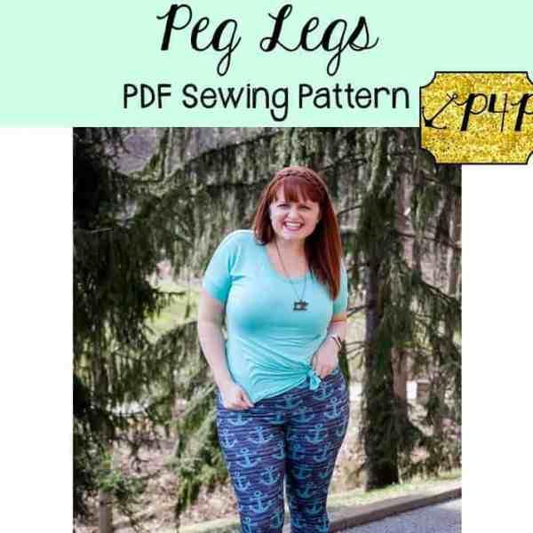 Peg Legs - Patterns for Pirates