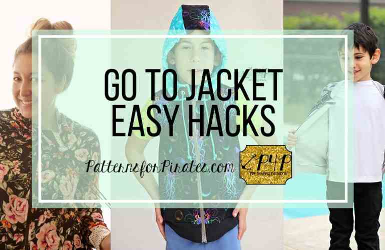 Go-To Jacket – Easy Hacks