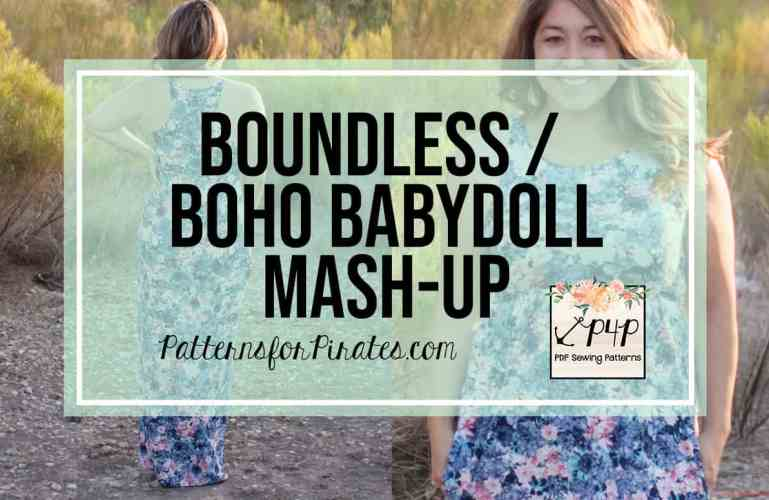 Boundless/Boho Babydoll Mash-Up