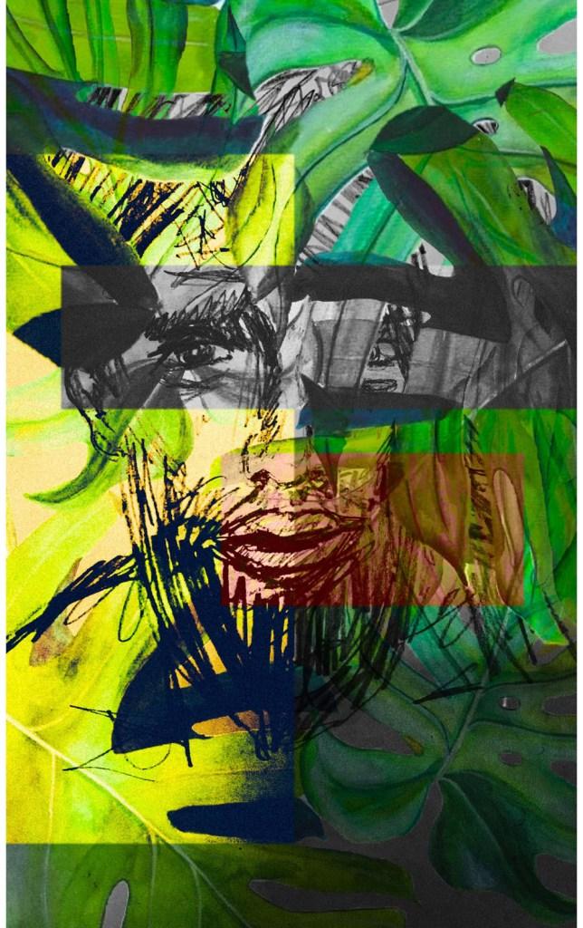 Artwork by Elesha Casimir
