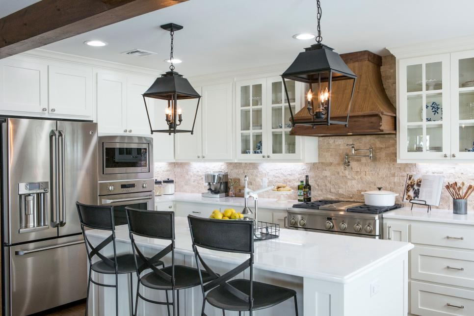 Fixer Upper Kitchens - Season 4 - Patterson Decorating ... on Modern:0Bjn4Cem9Be= Kitchen Counter  id=21374