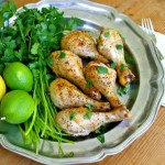 Real Girl's Kitchen: Chili lime drumsticks