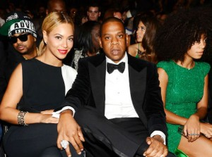 Beyonce, Jay Z and Sollange