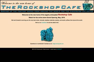 Rockshop Cafe