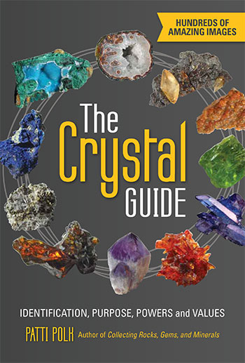 collecting crystals
