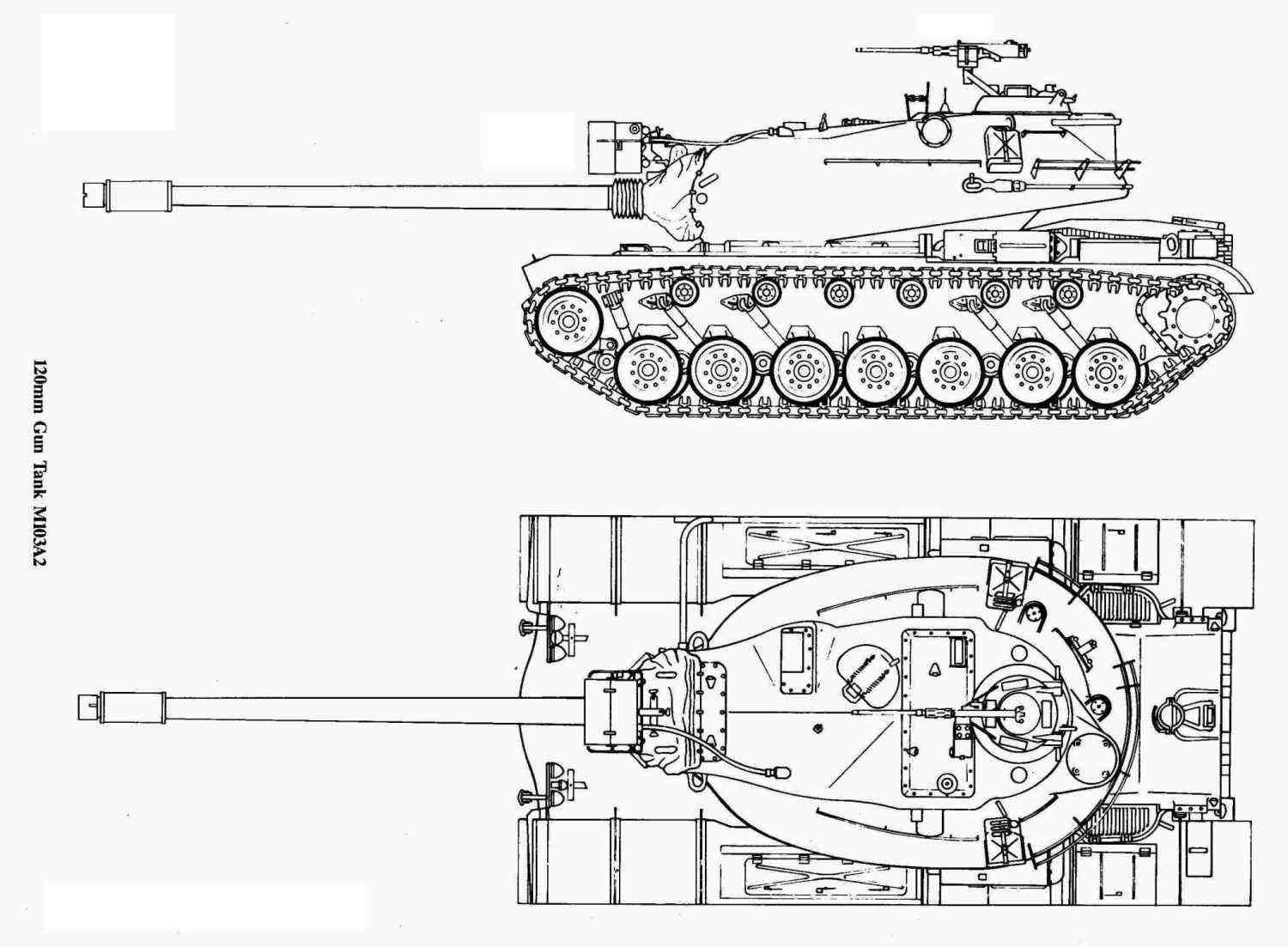 M103 The Real Thing