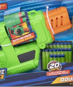 Adventure Force Double Trouble Drum Motorized Dart Blaster