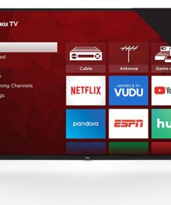 TCL 65″ Class 4K UHD LED Roku Smart TV HDR 4 Series 65S421