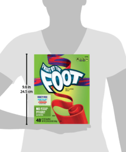 Fruit by the Foot Variety Pack 48 Count Strawberry and Berry Tie Dye