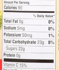 (12 Pack) Santa Cruz Organic Lemonade Juice – Strawberry , 32 Fz