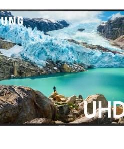 SAMSUNG 55″ Class 4K Ultra HD (2160P) HDR Smart LED TV UN55RU7100 (2019 Model)