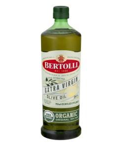 Bertolli Extra Virgin Olive Oil Organic, 25.5 FL OZ