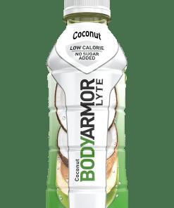 BODYARMOR LYTE Sports Drink, Coconut, 16 Fl. Oz., 12 count